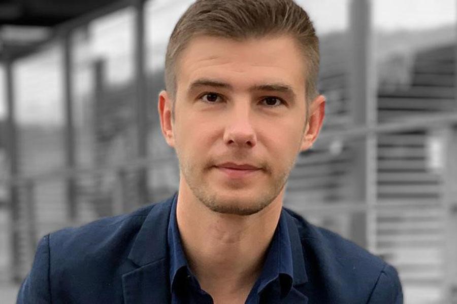 """Viktor Kohlwek ist einer der sechs Referenten der dritten """"all around filtration"""" 2020"""
